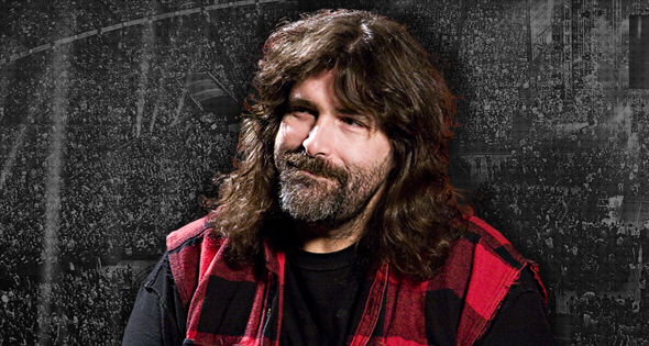 Mick Foley Gives Hope to Survivors Through his efforts with RAINN