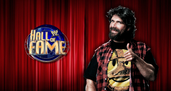 Mick To Be Inducted Into WWE Hall Of Fame