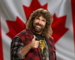 Mick Returns to Canada!